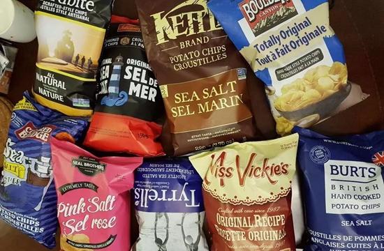 """众所周知的""""垃圾食品""""薯条薯片也具有相对较高的丙烯酰胺含量。(来源网络)"""