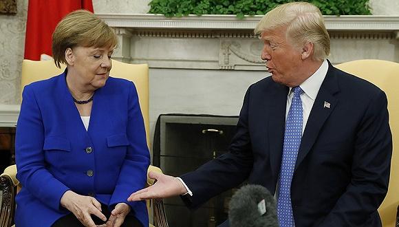 钢铝关税加对伊制裁 特朗普正把欧洲推向普京怀抱