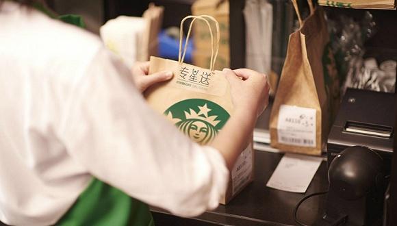 咖啡市场抢位竞赛开始 星巴克也推出了外送服务