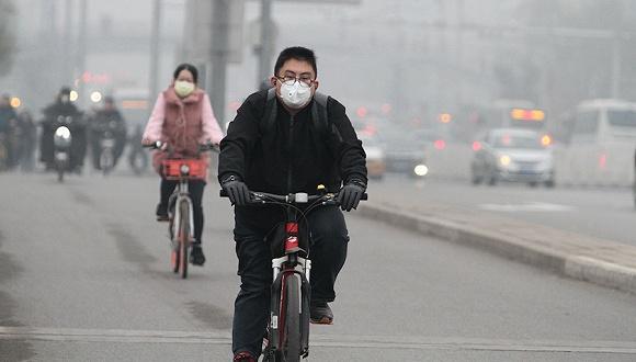 京津冀本轮重污染天气39城应急响应 污染物减15%
