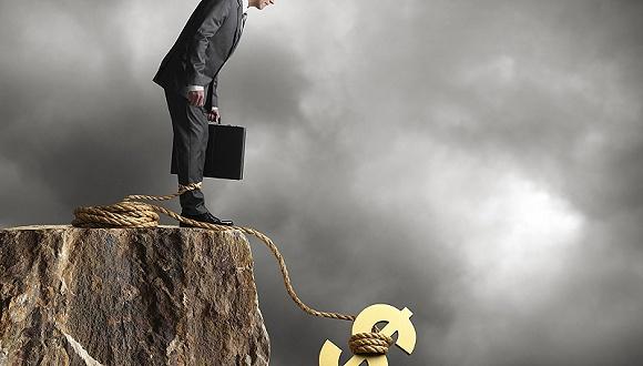做房地产不如玩股票 债务违约风险暴露