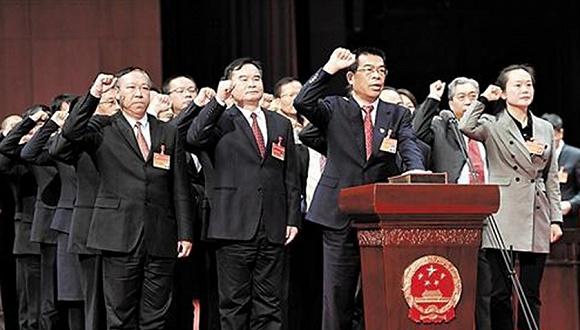 广州市十五届人大四次会议闭幕