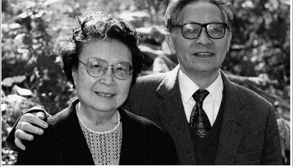 冯兰瑞与丈夫李昌