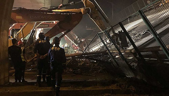 安徽一卫生院发生火灾:1名病人和4名陪护人员死亡
