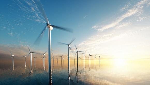 """中国风电步入""""大""""时代 海陆风电单机容量再刷记录"""