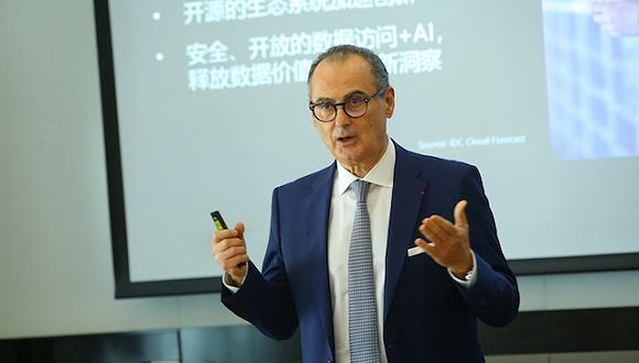 IBM Cloud Paks产品组合正式在中国市场发布