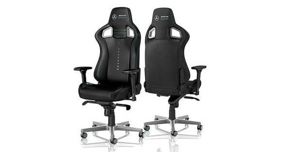 奔驰AMG Petronas联名电竞椅