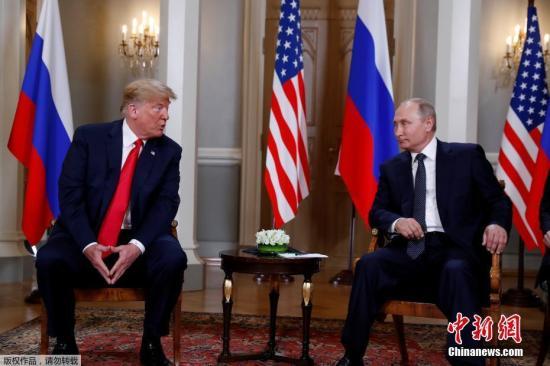 白宫称特朗普有意邀普京今秋访美 相关磋商正进行
