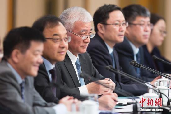 科技部部长王志刚:建立内地、澳门科创方面的关系与机制