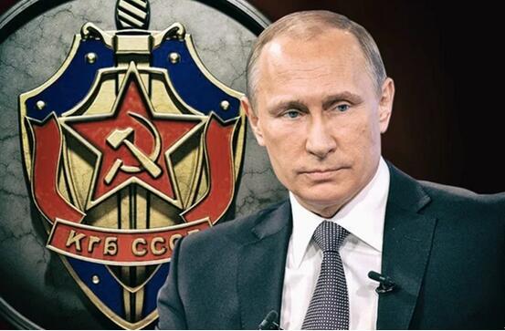 克格勃对普京评价曝光:同事中当之无愧的权威(图)