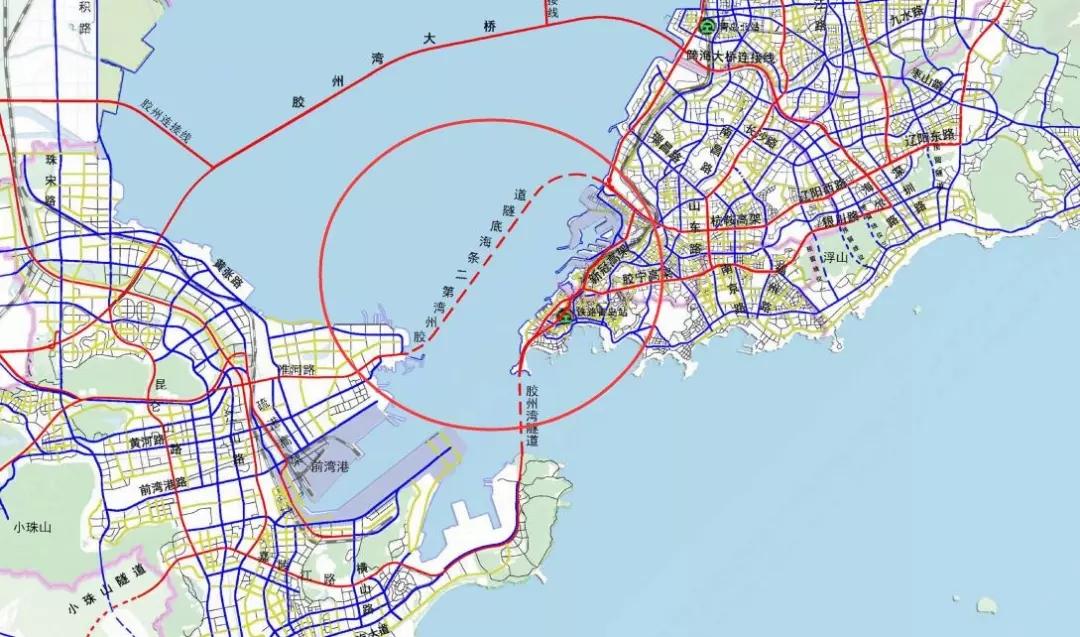 图片来源:青岛市规划局