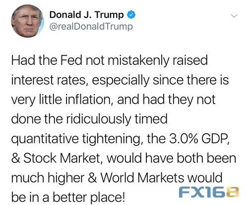 美联储货币政策转弯背后 特朗普给鲍威尔的一通电话?