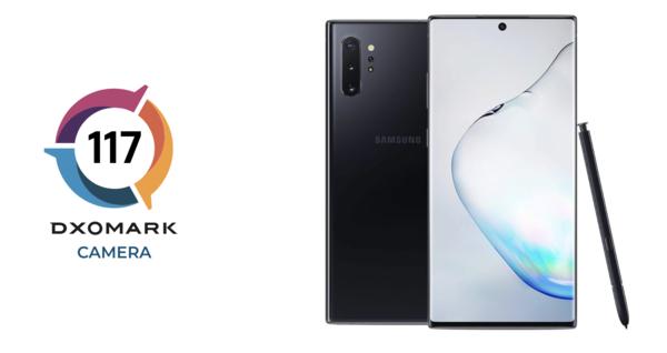 DxOMARK公布三星Note10+ 5G的相機性能評分,位列排行榜第二位