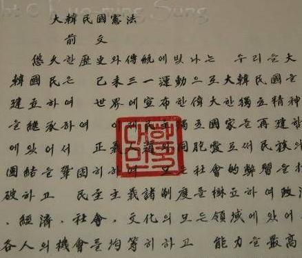 """新闻中心专家:韩国的""""天下无敌""""只有在汉字中才能实现"""