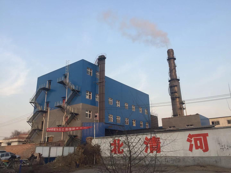 12月3日,位于北清河村的供炎公司,现在已被当局接管。新京报记者赵凯迪摄