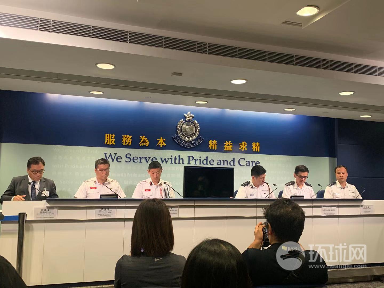 """香港警方質問:校園為何變成""""兵工廠""""?"""