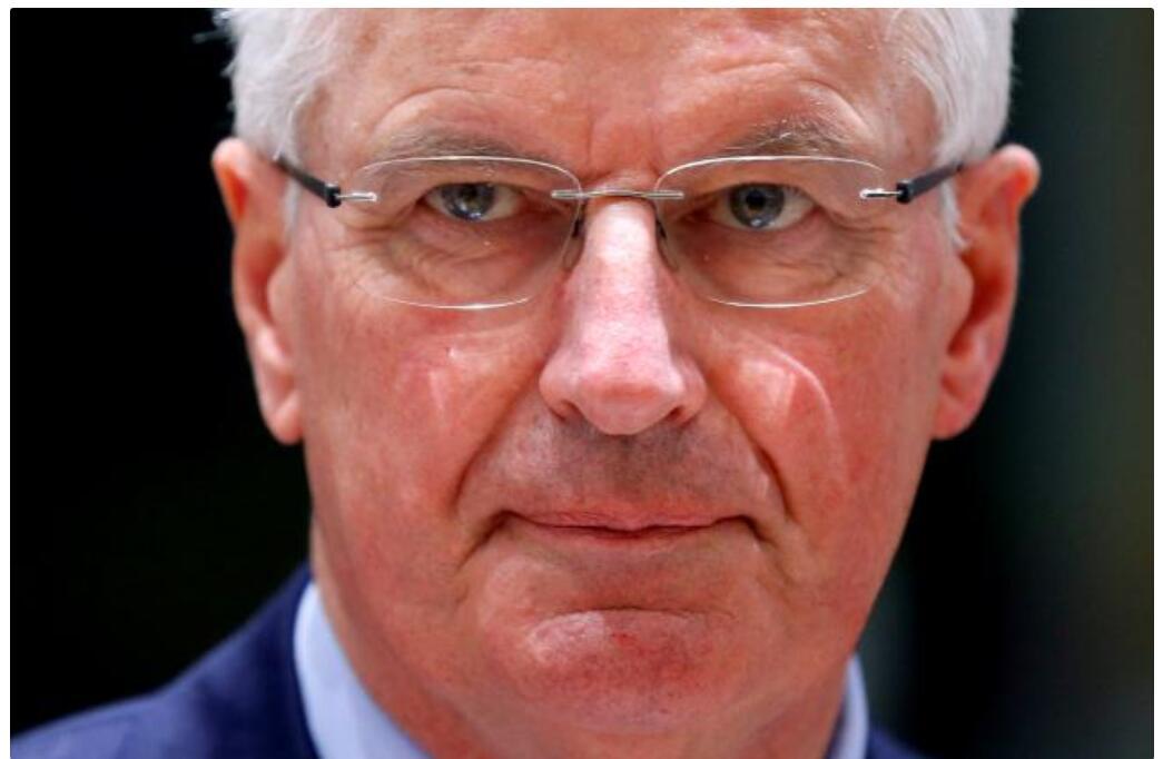 """欧盟脱欧代表要求英国停止""""捉迷藏""""欧盟"""