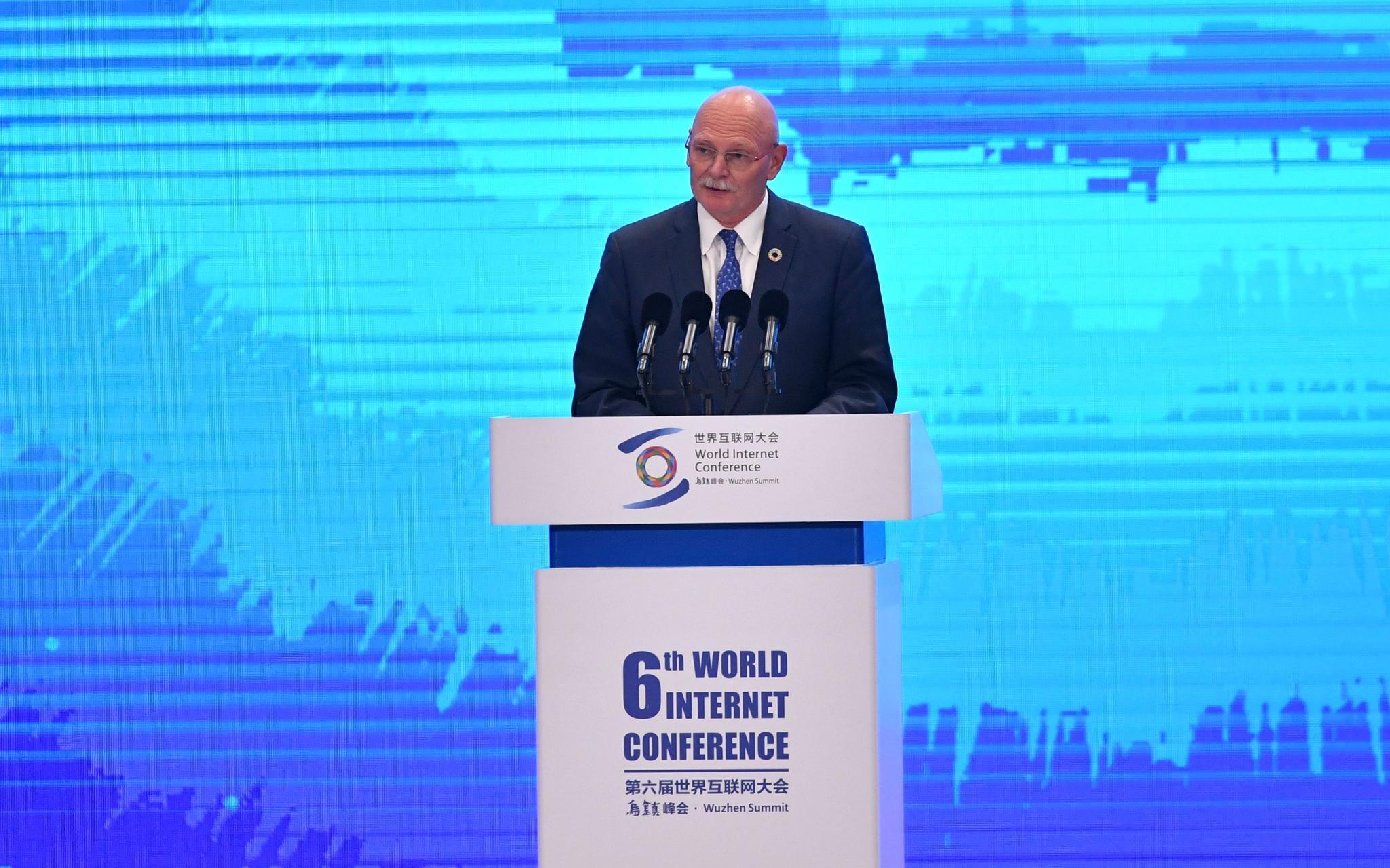 GSMA首席执行官洪曜庄:中国引领5G和智联万物发展