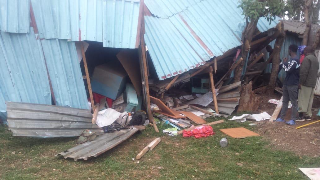 【蜗牛棋牌】肯尼亚首都一小学坍塌:6人确认死亡 多人受伤