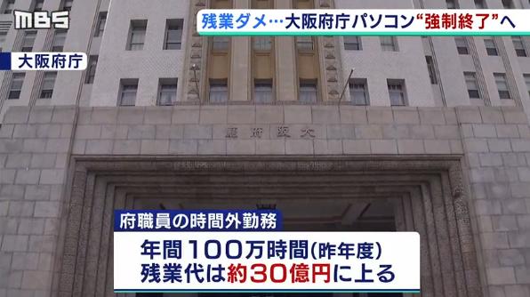 大阪府厅(MBS)