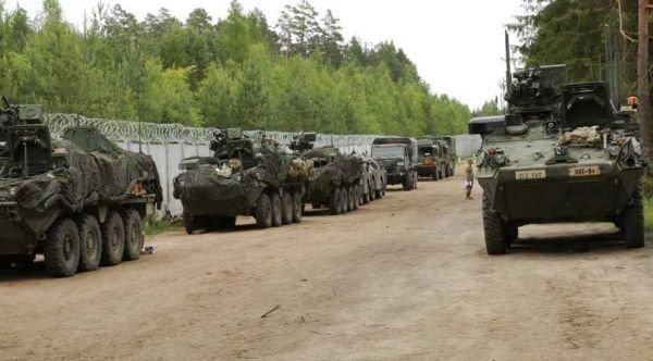 美军评估从德撤军 波兰欲花20亿美元接纳美装甲师