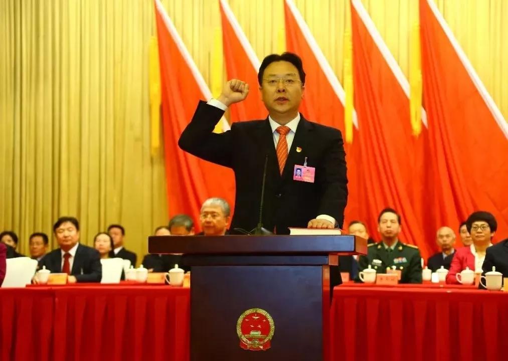 今年5月由蘇入津任職的倪斌當選天津武清區區長