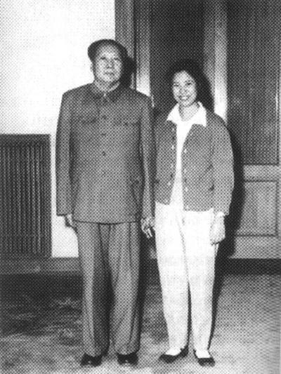 邵华:毛泽东是我第一个摄影模特,他提了三个条件