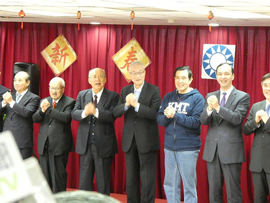 """国民党内部2020""""大选""""初选党内提名时程已初步决定,将参考2015年提名经验,4月公告、5月登记、6月进行党员投票与全民调决定人选。至于初选制度研议委员会,名单也已送出,周三中常会有望通过。(图片来源:台湾《联合报》)"""