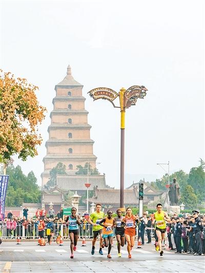 马拉松比赛 跑出一片旅游市场