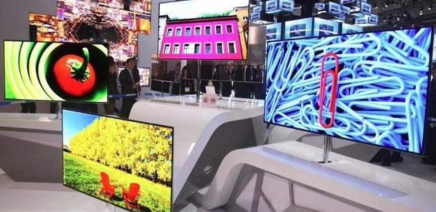 """中国内地已成为LCD面板产业的高地,未来LCD面板或将被中国""""承包"""""""