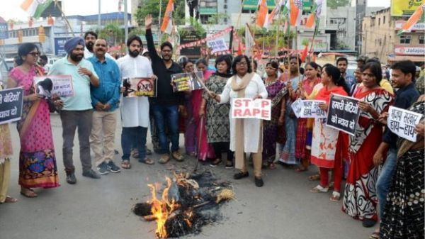 British Media: The World's Dangerous Country for Women India Tops