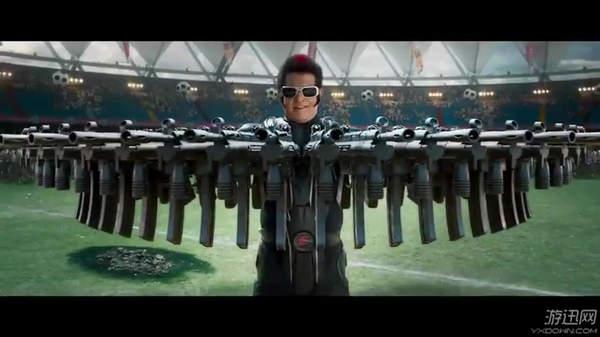 宝莱坞机器人之恋3_《宝莱坞机器人之恋2》新预告 机器人爱上摩登女郎_八卦趣闻 ...