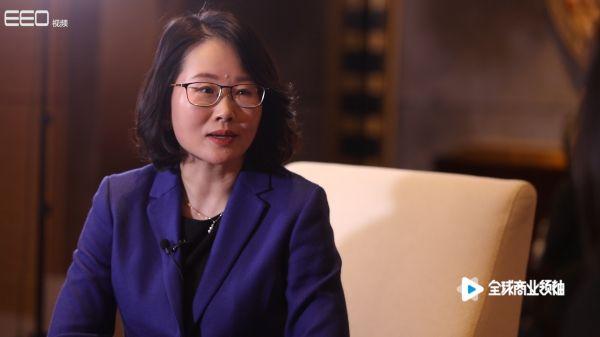 百时美施贵宝中国大陆及香港地区总裁 赵萍