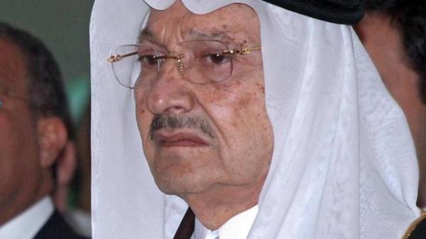 塔拉勒·本·阿卜杜勒阿齐兹亲王。