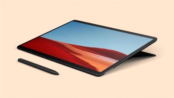 微软推出ARM平台二合一平板电脑Surface Pro X,不标配键盘和笔