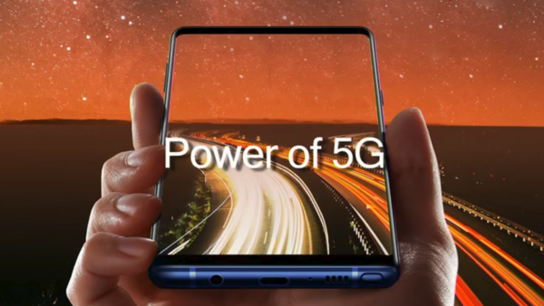5G对于消费电子产品意味着力量