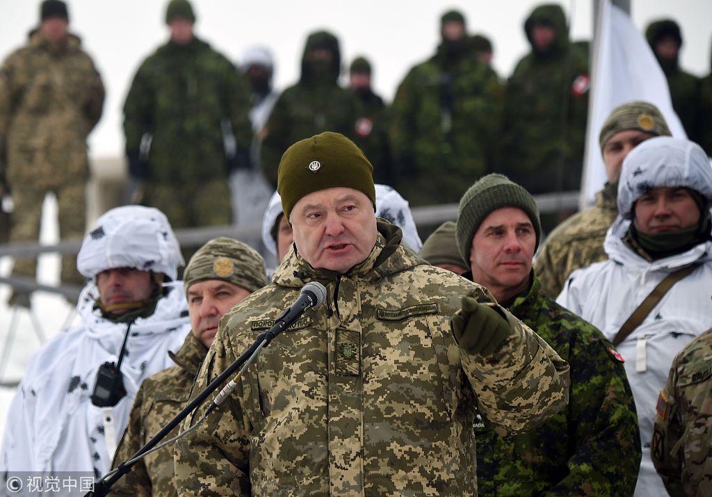 拉夫罗夫称乌克兰正打算在俄乌克里米亚边境制造武装挑战 图源:视觉中国
