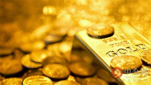 """地缘政治风险""""缠身""""之际 没有什么比黄金更平安了"""