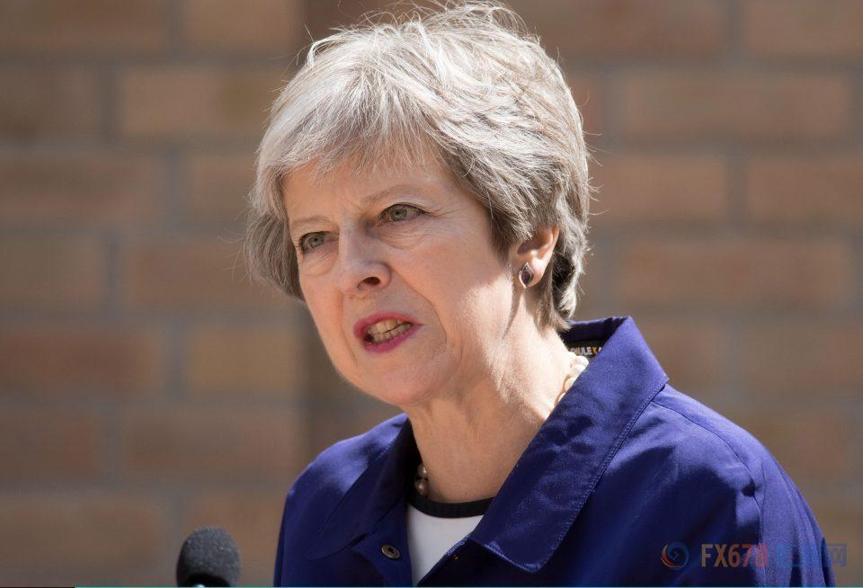 梅姨被要求再次推迟脱欧投票 英镑恐再开启暴跌模式