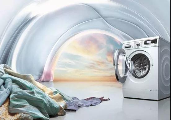 近些年高性能洗衣机层出不穷