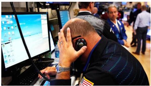 """""""现金为王""""? 为什么债券收益率倒挂会引发美股闪崩_炒外汇合法吗"""