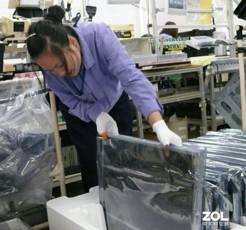 中國內地企業的大尺寸液晶面板出貨量已占全球總量45.8%