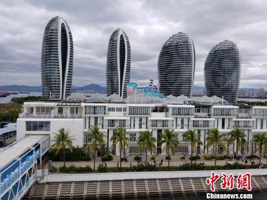 """三亚亮今年首季度经济""""成绩单"""":非房地产开发投资提高"""