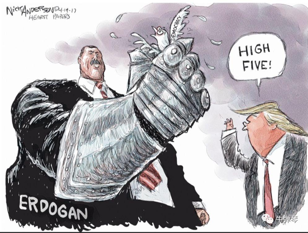 西方漫画,政治不正确,看看还是挺有意思的