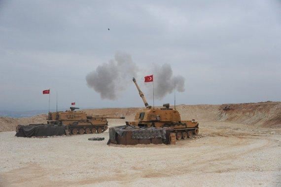 土耳其:消灭库尔德武装219人 将深入叙境内30公里