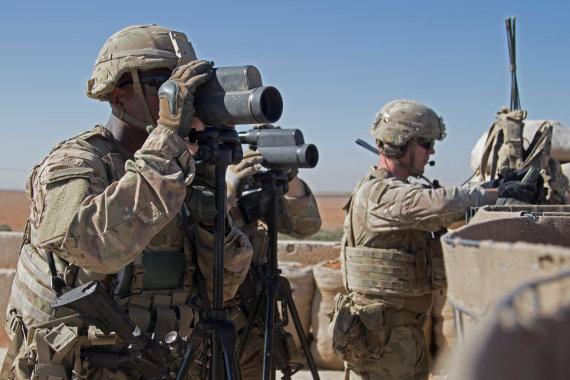 美防長訪伊 雙方稱從敘撤的美軍不會部署在伊拉克