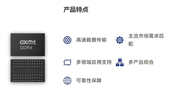 长鑫DDR4内存芯片预计到2020年底月产能可达4万片晶圆