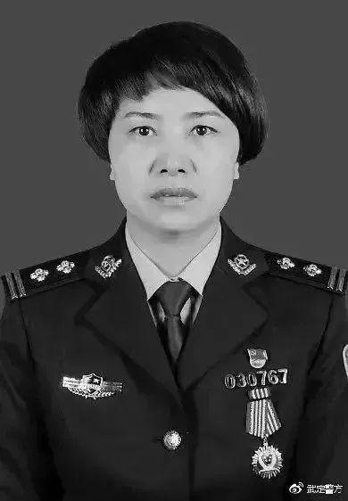 李文芝,女,1974年8月出生,彝族,二级警督警衔