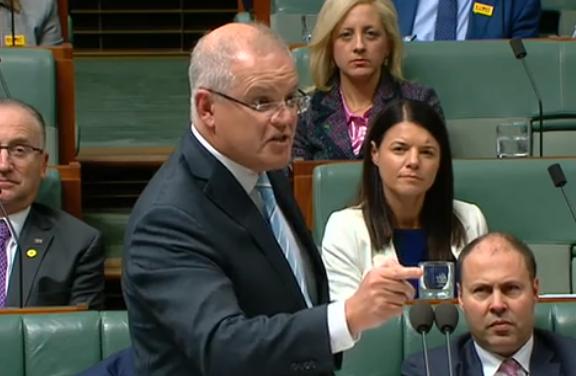 """华裔女议员被控""""不忠"""" 澳总理帮辩护"""
