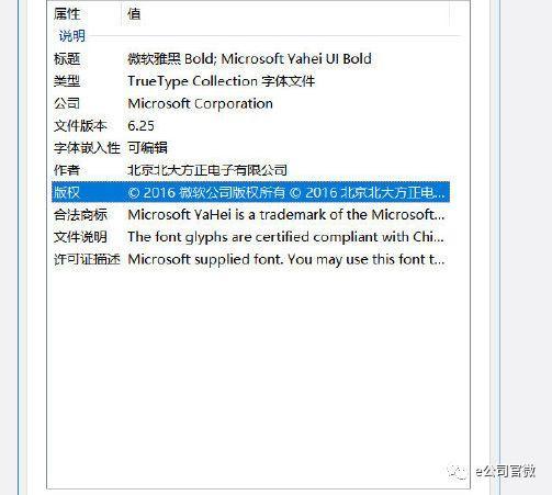 微软雅黑等版权争议最多 维权方式和导向有待商榷